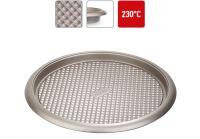 Форма круглая для пирога/пиццы, стальная, антипригарная, 34х2,5 см, NADOBA, серия RADA 761018