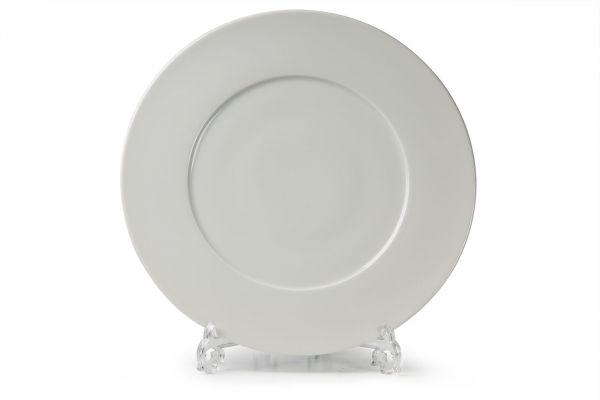 Тарелка, широкий борт 31 см, Tunisie Porcelaine, серия ZEN