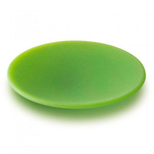 Подставка под горячее Giannini силиконовая зеленая 6831