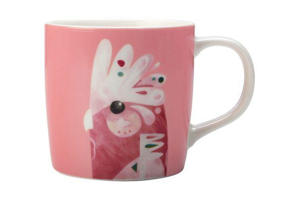 Кружка Maxwell & Williams «Розовый какаду» в подарочной упаковке MW637-DI0219