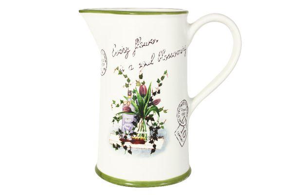 Кувшин Anna Lafarg LF Ceramics Букет AL-235F5788-1-B-LF