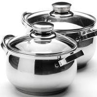 Набор посуды из металла, 4 предмета Mayer&Boch, 25154