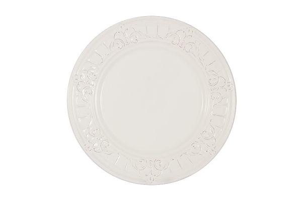 Тарелка закусочная Venice (белая) без индивидуальной упаковки, MC-F430900005D0053