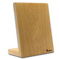 Подставка для ножей Woodinhome магнитная 26x20 см цвет светлое дерево KS002SSON