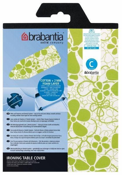 Чехол для гладильной доски Brabantia 124x45 см 150 г 191480