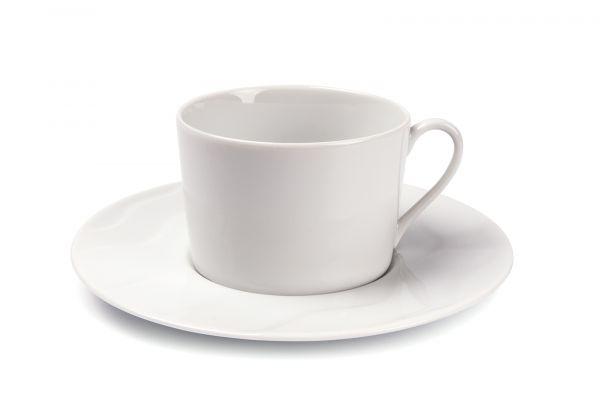 Чайная пара 220 мл, Tunisie Porcelaine, серия VAGUES