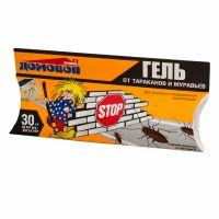 Гель от тараканов Домовой Прошка шприц 30 г (П022)