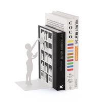 Держатель для книг Balvi The Library белый 26814