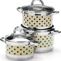 """Набор посуды """"Горох"""", 6 предметов Mayer&Boch, 25166"""