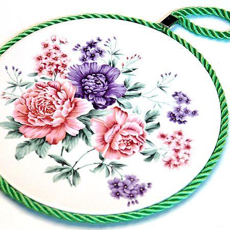 Подставка под горячее Mayer&Boch «Цветок» мультицвет 24553