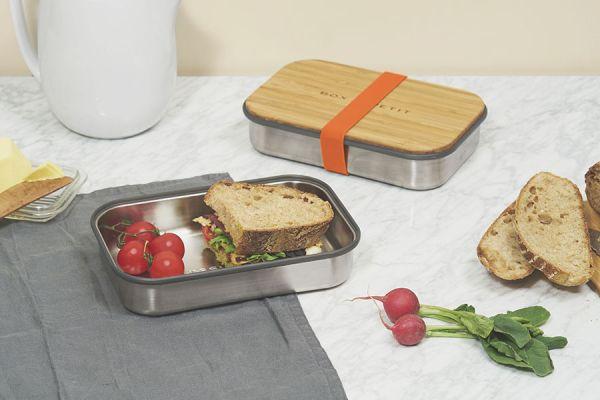 Сэндвич-бокс оранжевый BAM-SB003