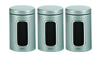247224 Набор контейнеров с окном 3пр.(1,4л.)