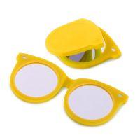Зеркальце Shades желтое 26329 Balvi
