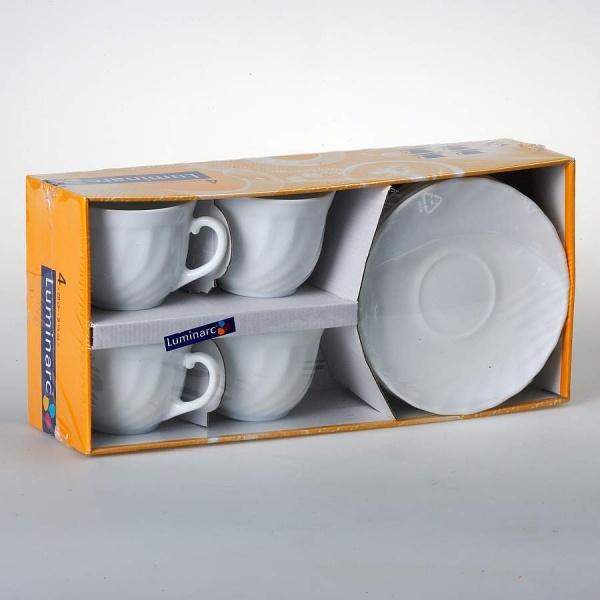 Чайный набор 8 предметов ТРИАНОН 280мл