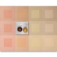 Салфетка подстановочная, винил, 36х48 см, серия Engineered squares, CHILEWICH
