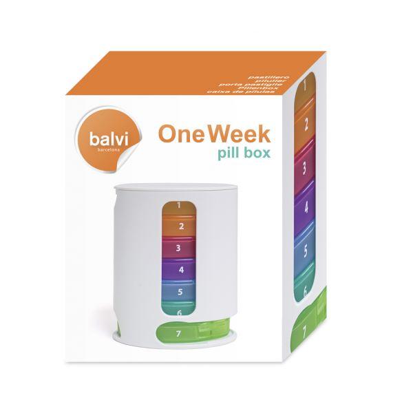 Таблетница One Week 26756 Balvi