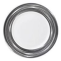 Тарелка обеденная 27 см Brushed Black CORELLE, 1118390