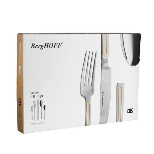 Набор столовых приборов BergHOFF Heritage 30 предметов 1230502