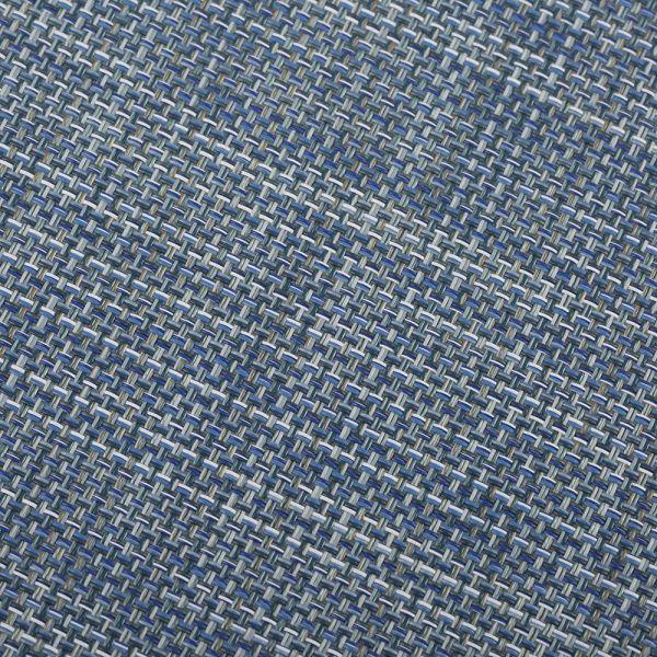 Салфетка Chilewich MINI BASKETWEAVE подстановочная жаккардовое плетение материал винил 36x48 см Chambray 100132-030