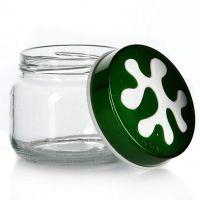 Банка для хранения Herevin 400 мл зеленая 135357-002