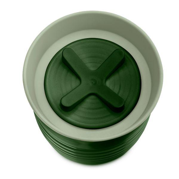 Термокружка SAFE TO GO, зелёная 3797312