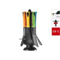 Набор кухонных инструментов NADOBA FLAVA 7 предметов 721623