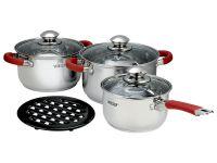 Набор посуды Vitesse 7 предметов 3,3 кг VS-9016