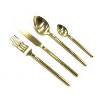 Набор столовых приборов Herdmar DESIRE OLD GOLD 24 предмета 15830241600E14