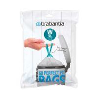 Пакет пластиковый, W 5 л 60 шт BRABANTIA, 116827