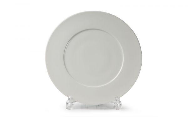 Тарелка широкий борт 23 см, Tunisie Porcelaine, серия ZEN