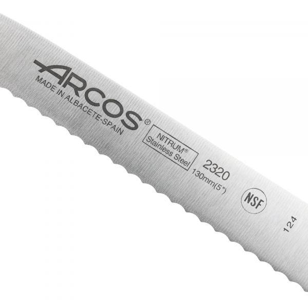 Нож томатов ARCOS Riviera Blanca 13 см 232024W