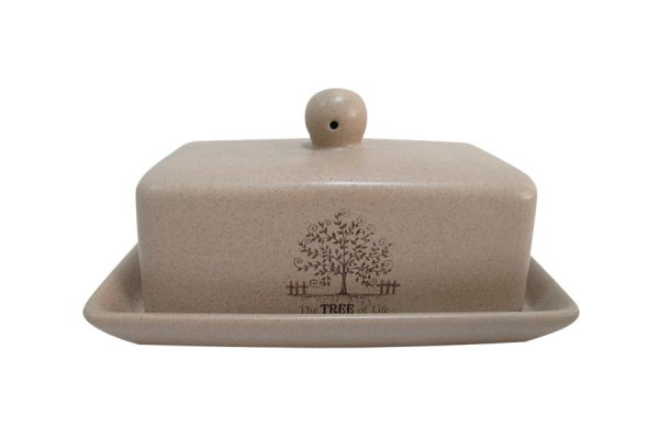 Масленка Terracotta Дерево жизни TLY288-TL-AL
