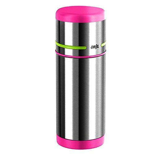 Термос 350 мл EMSA MOBILITY KIDS розовый/зеленый, 3100515863