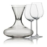 Набор подарочный (декантер, воронка и 2 бокала для вина 613 мл) SCHOTT ZWIESEL Diva, 106 085