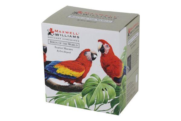 Кружка Maxwell & Williams «Алый ара» в подарочной упаковке MW637-PBW1507