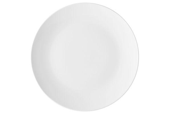 Тарелка обеденная Белая коллекция без индивидуальной упаковки, MW504-FX0133