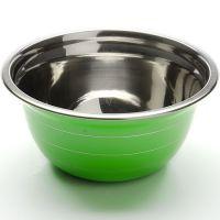 Миска зеленого цвета 24 см из нержавеющей стали Mayer&Boch, 30217N1