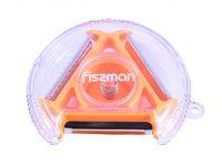 Нож для чистки овощей FISSMAN компактный с тремя лезвиями 8669