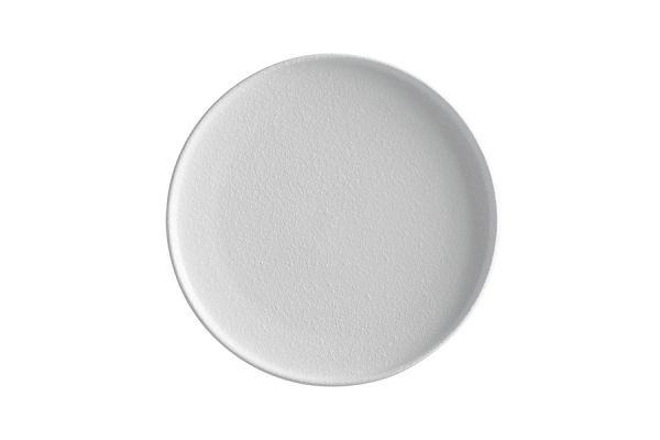 Тарелка закусочная Икра (белая) без индивидуальной упаковки, MW602-AX0234