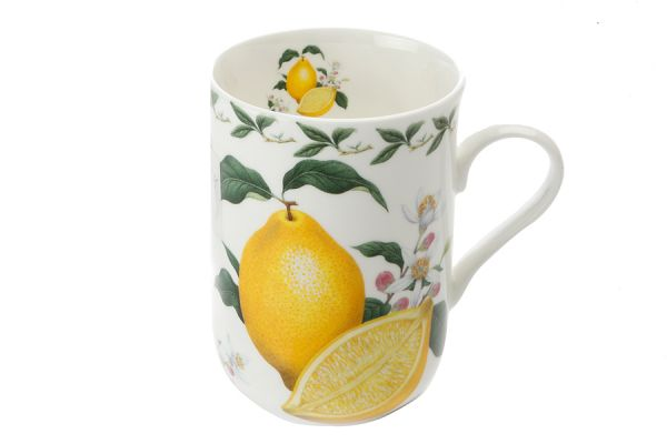 Кружка Лимон в подарочной упаковке, MW637-PB8008