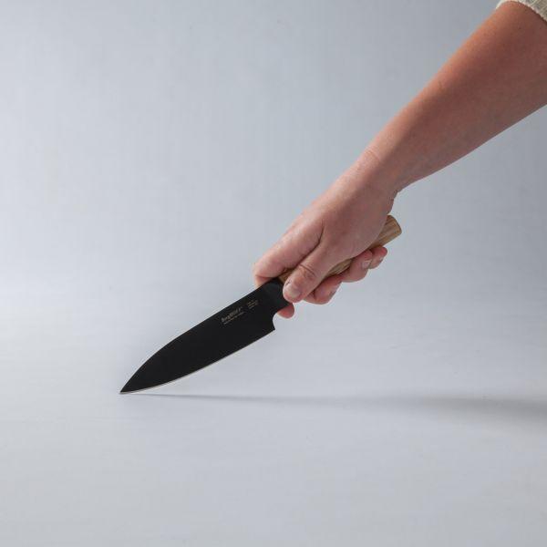 Нож поварской BergHOFF Ron 13 см цвет черный 3900012