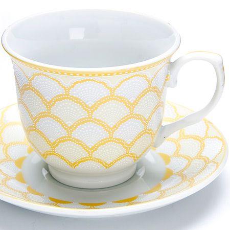 Чайный сервиз 220 мл в подарочной упаковке Lorain, 26434