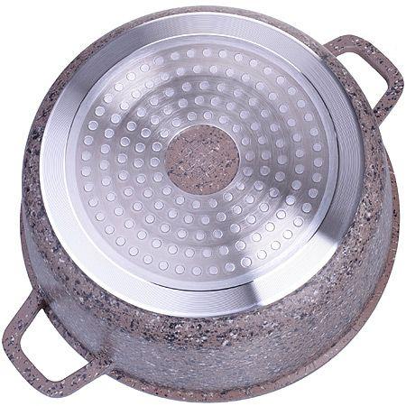 Кастрюля Mayer&Boch «ГРАНИТ» 1,5 л 16 см алюминиевая 700 г 29024