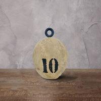 Декор ROOMERS «Гиря 10» FO-1540 A