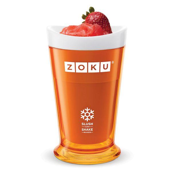 Форма для холодных десертов Slush & Shake оранжевая ZK113-OR