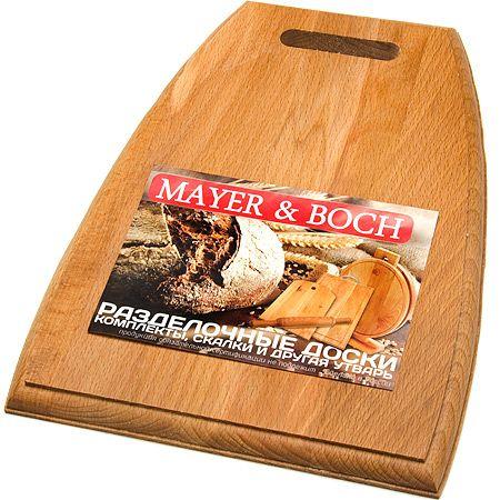 Доска разделочная Mayer&Boch в форме трапеции 10-1