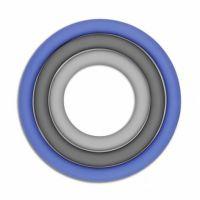 Набор подставок под горячее Brabantia (3 предмета) - Grey and Lavender (серый/фиолетовый), Brabantia