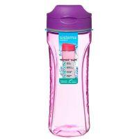 Бутылка для воды SISTEMA тритан 600 мл 640