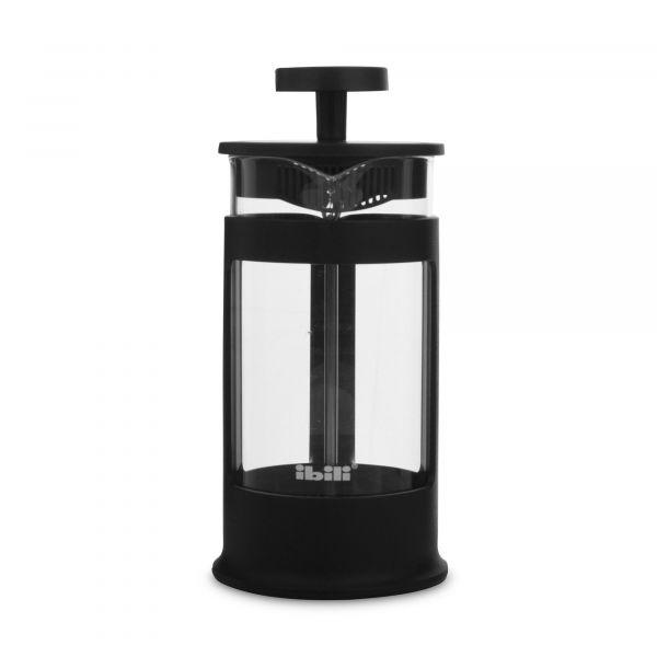 Френч-пресс 350 мл IBILI Kristall, цвет черный, 623703