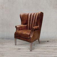 Кресло ROOMERS, 1103B/brown